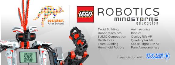 Leapstart Mad Science 2017 | Lego Robotics & Hogwarts Camp | Chef ...